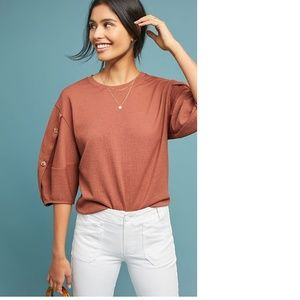 NEW Anthropologie Cyrus Top blouse